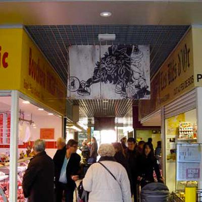 Exposition «Écusson» / 2008
