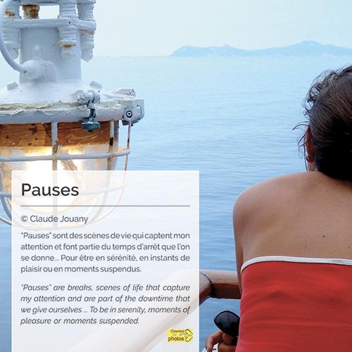 Exposition «Pauses» et «L