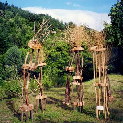 «Petits arrangements après la tempête» / 2004