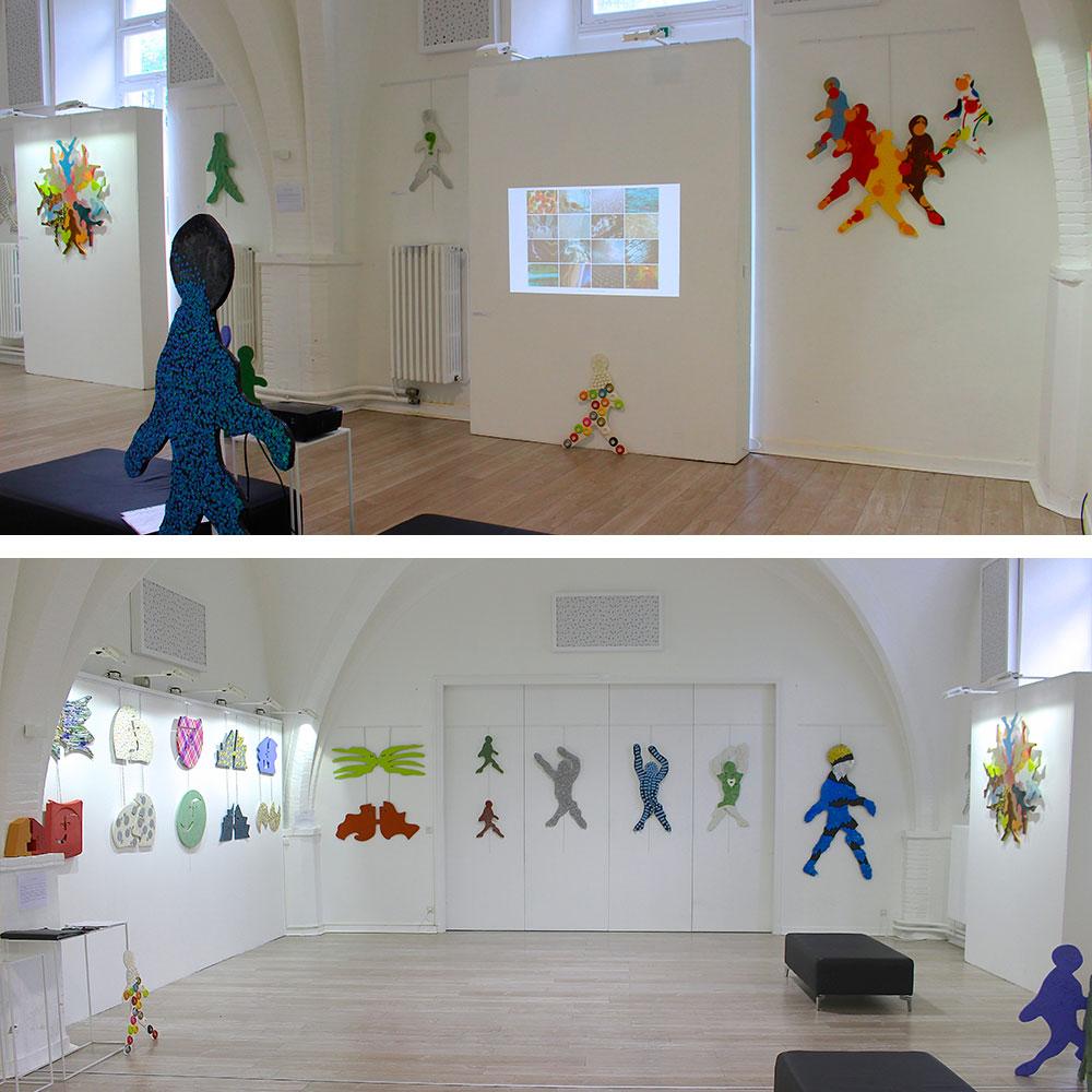 Exposition «En Avant!», «Le Baiser», et «Le regard et l
