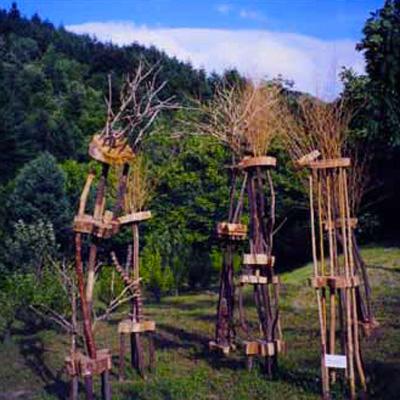 «Petits arrangements après la tempête» / 2000