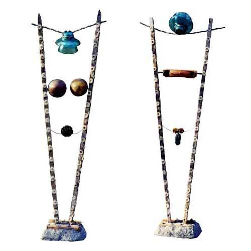 Exposition «Etang de Thau» / 2003 & 2004