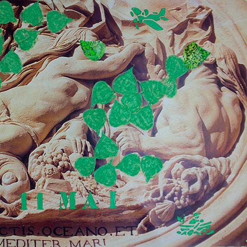 COVID-19 Baches peintes Claude Jouany Artiste Plasticien Montpellier 001